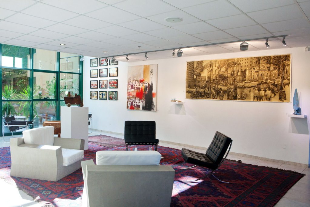 Diaghilev Loft Live Art Hotel, Tel Aviv Image 5