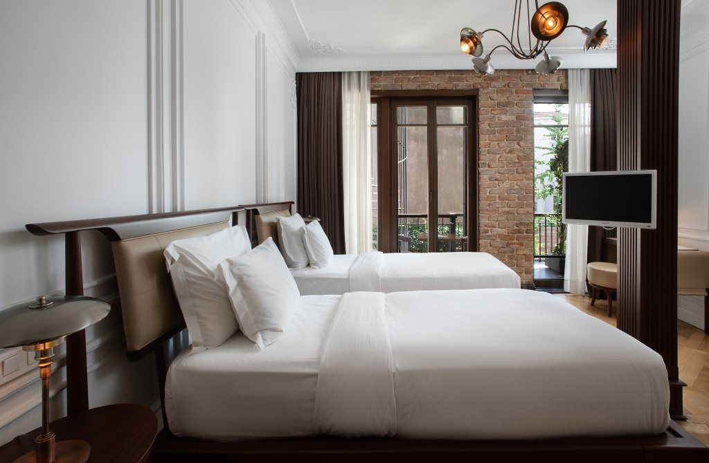 Georges Hotel Galata, Istanbul Image 19