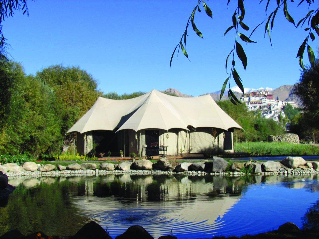 Chamba Camp Thiksey Image 7