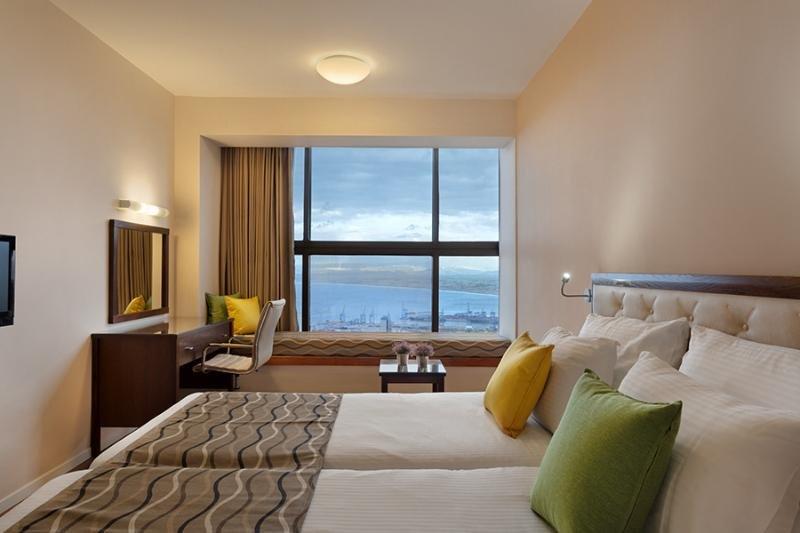 Haifa Bay View Hotel Image 0