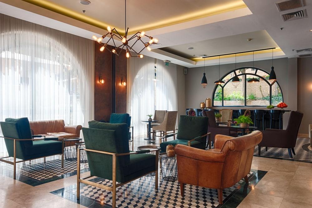 Eldan Hotel Jerusalem Image 19