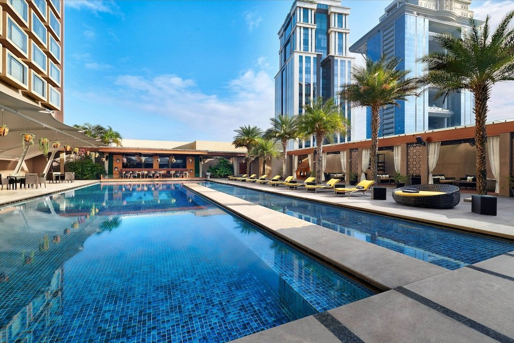 Jw Marriott Hotel Bangalore Image 7