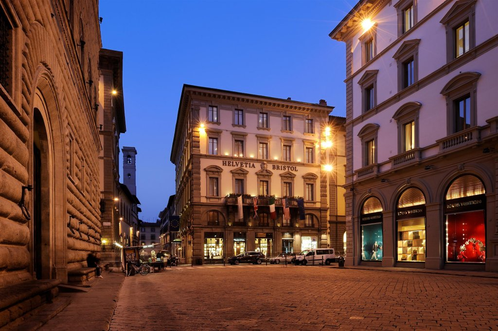 Helvetia & Bristol Starhotels, Florence Image 8