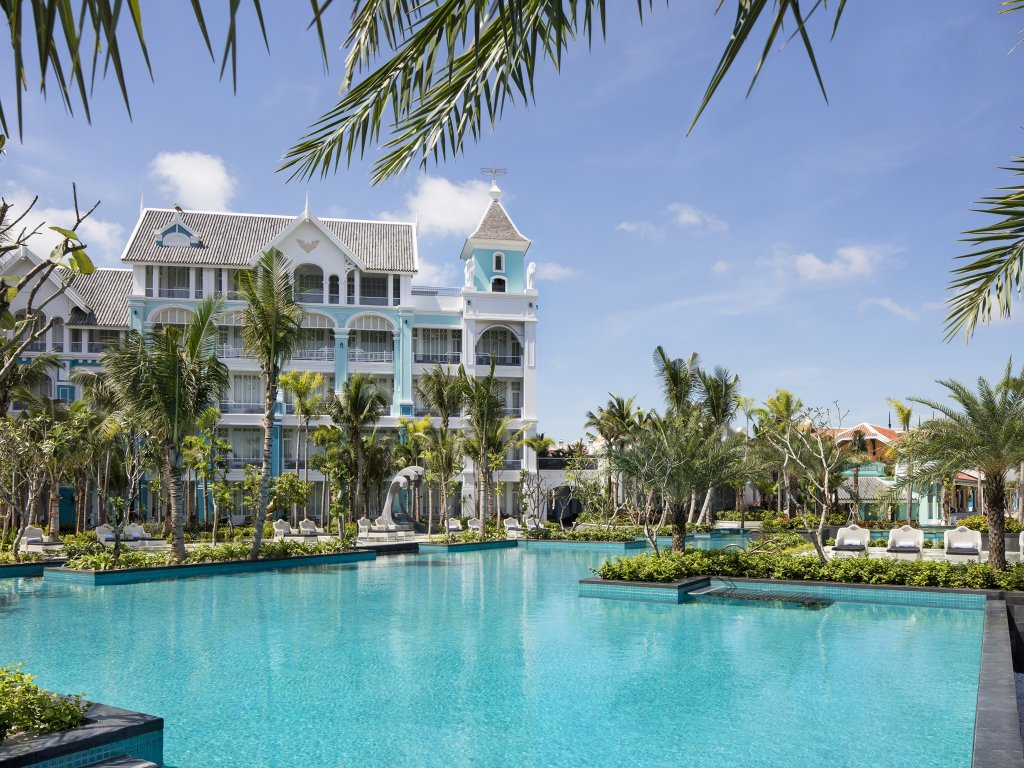 Jw Marriott Phu Quoc Emerald Bay Resort & Spa Image 42