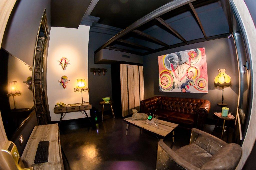 Hotel Lobby Room Seville Image 8