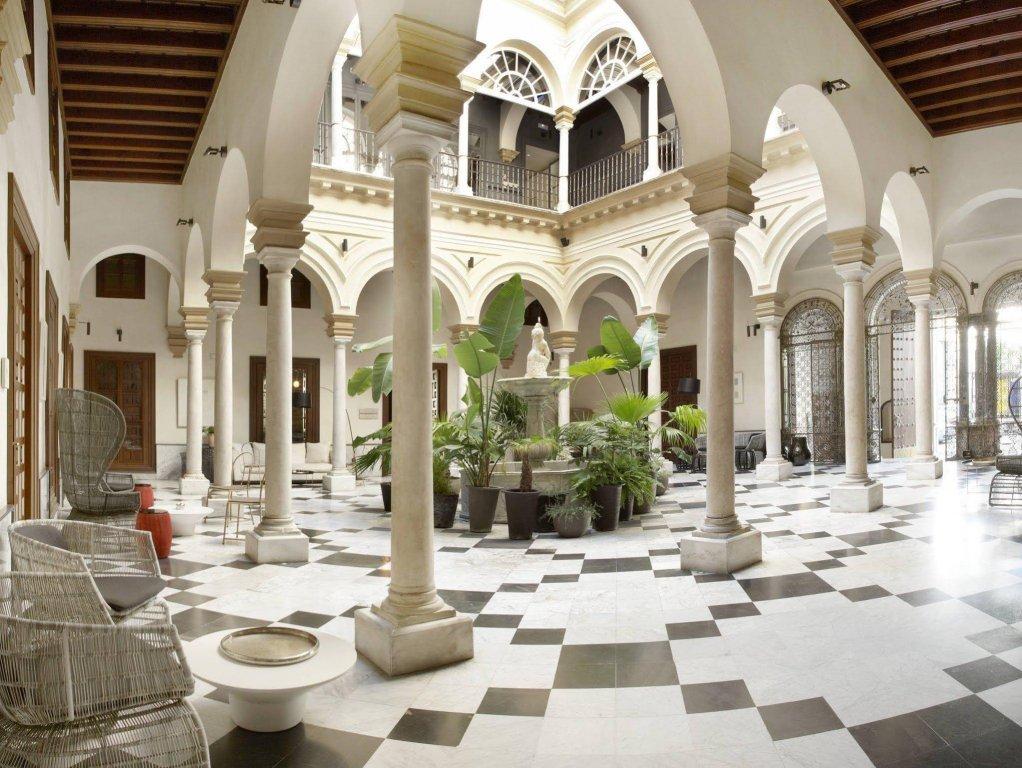 Hotel Palacio De Villapanes, Seville Image 11