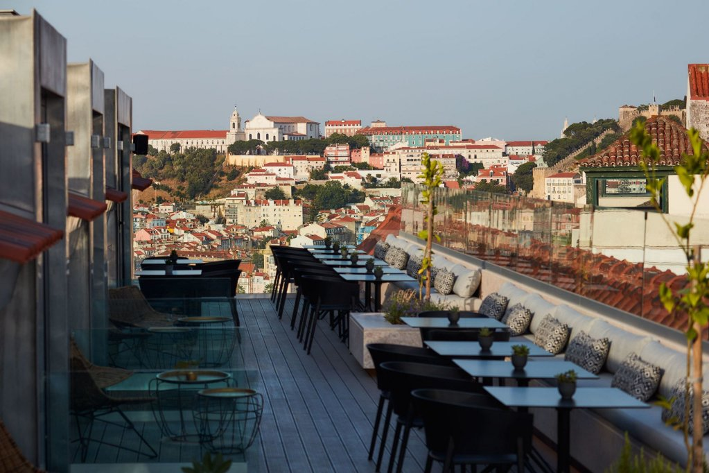 The Lumiares Hotel & Spa, Lisbon Image 15
