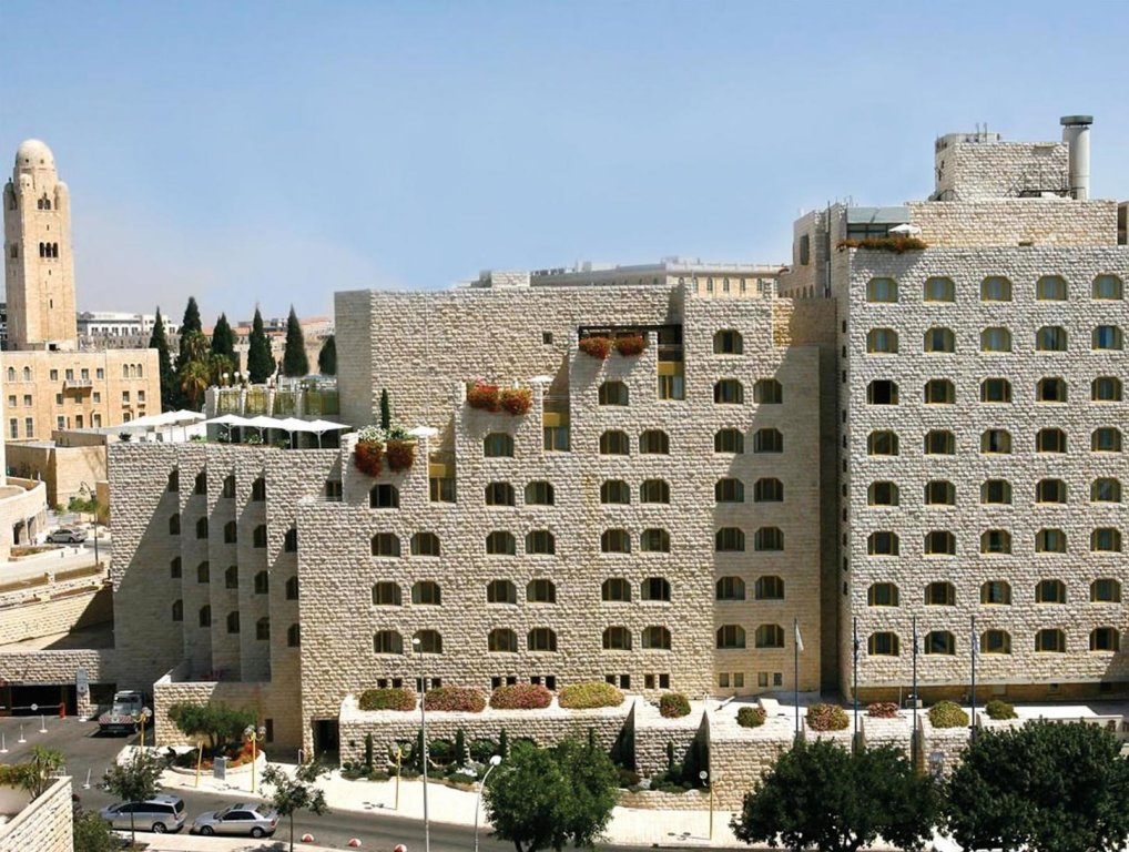 Dan Panorama Jerusalem Hotel Image 38