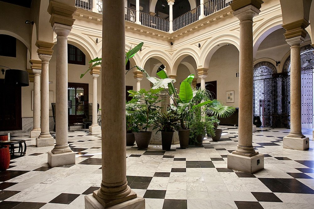 Hotel Palacio De Villapanes, Seville Image 48