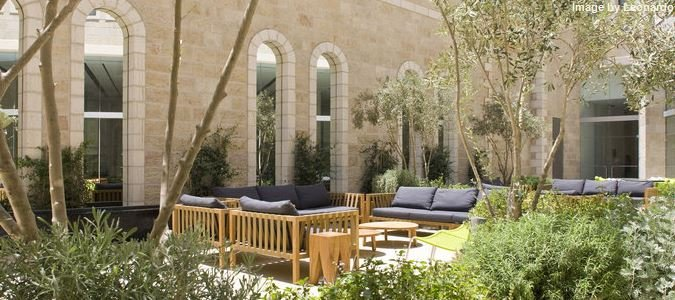 Mamilla Hotel - The Leading Hotels Of The World Image 27