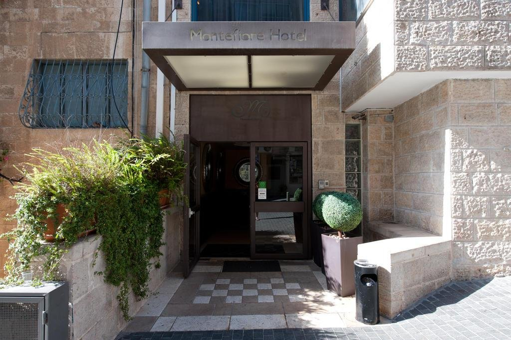 Montefiore Hotel By Smart Hotels, Jerusalem Image 31