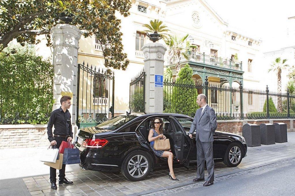 Hotel Hospes Palacio De Los Patos Image 21