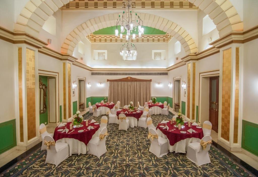 Taj Usha Kiran Palace Hotel Image 8