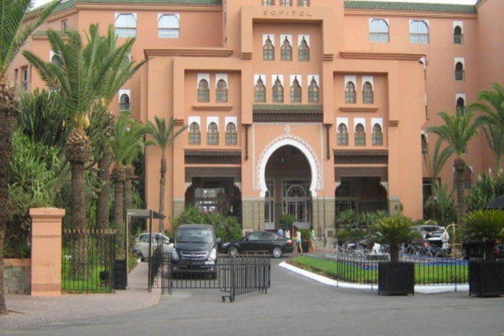 Sofitel Marrakech Lounge And Spa Image 6