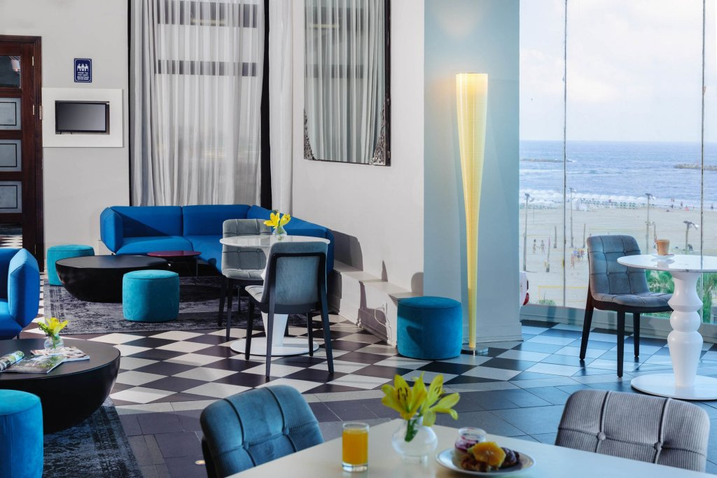 Herods Hotel Tel Aviv By The Beach Image 0