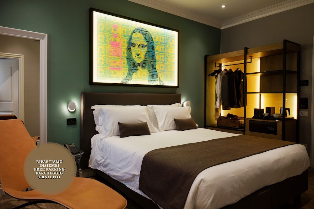 The Frame Hotel Florence Image 4