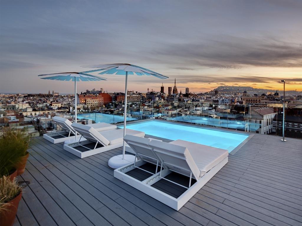 Yurbban Trafalgar Hotel, Barcelona Image 22