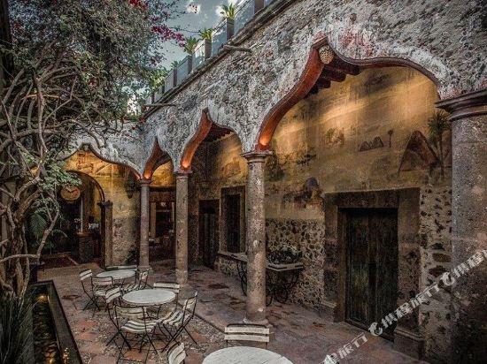 Casa No Name Small Luxury Hotel, San Miguel De Allende Image 31
