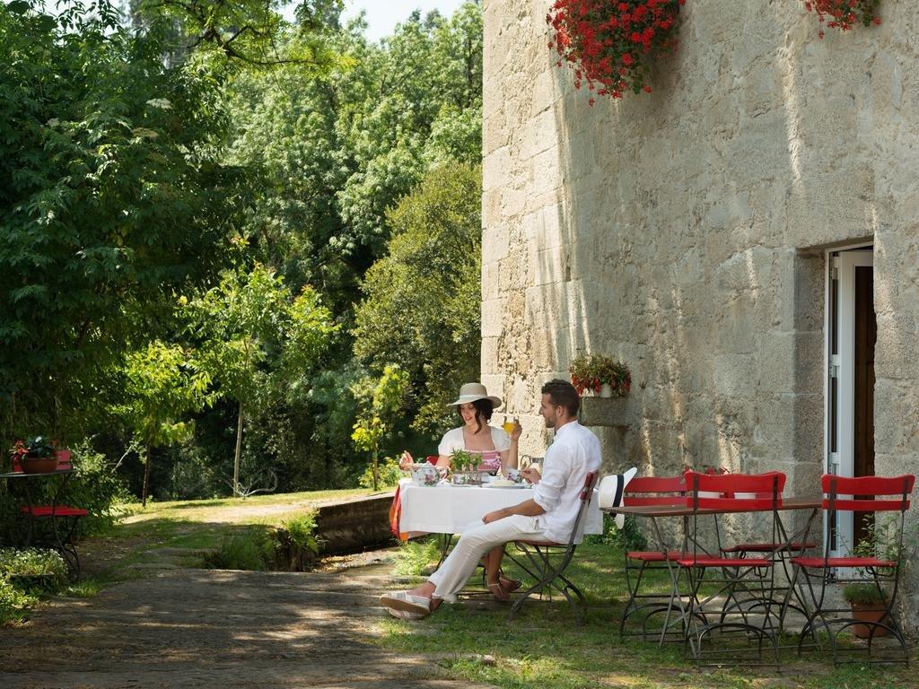 Hotel Spa Relais & Chateaux A Quinta Da Auga Image 21