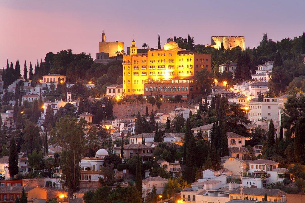 Alhambra Palace, Granada Image 2