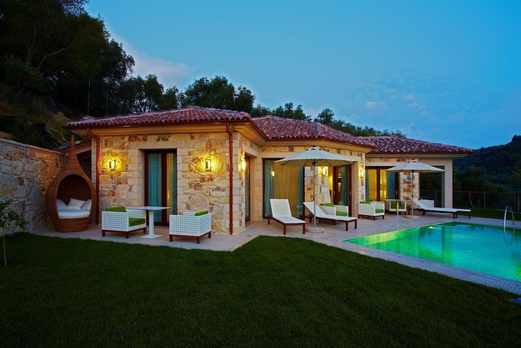 Salvator Villas & Spa Hotel, Parga Image 10