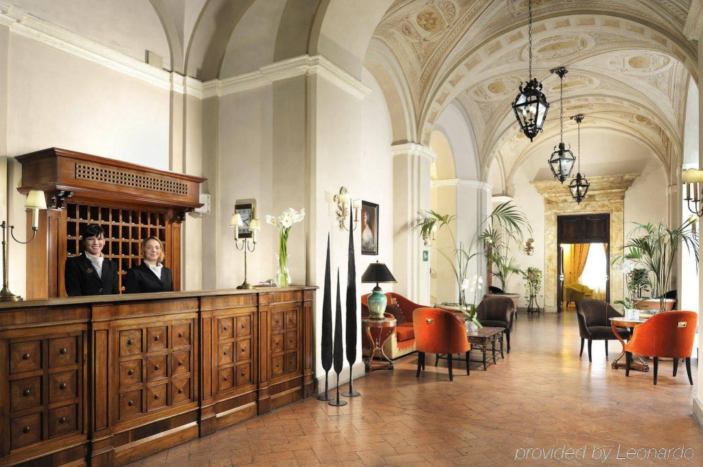 Grand Hotel Continental Siena – Starhotels Collezione Image 1