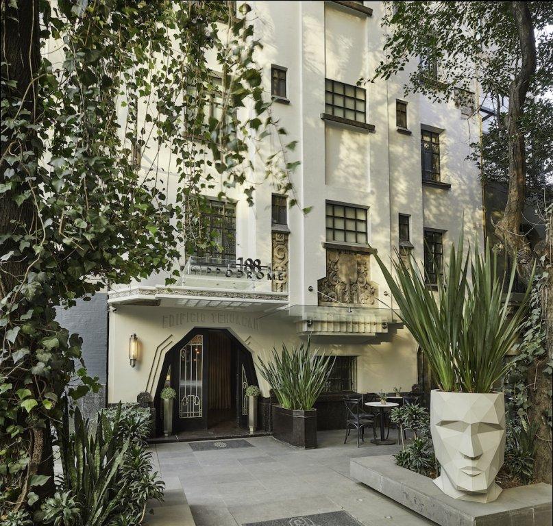 Hippodrome Hotel Condesa, Mexico City Image 45
