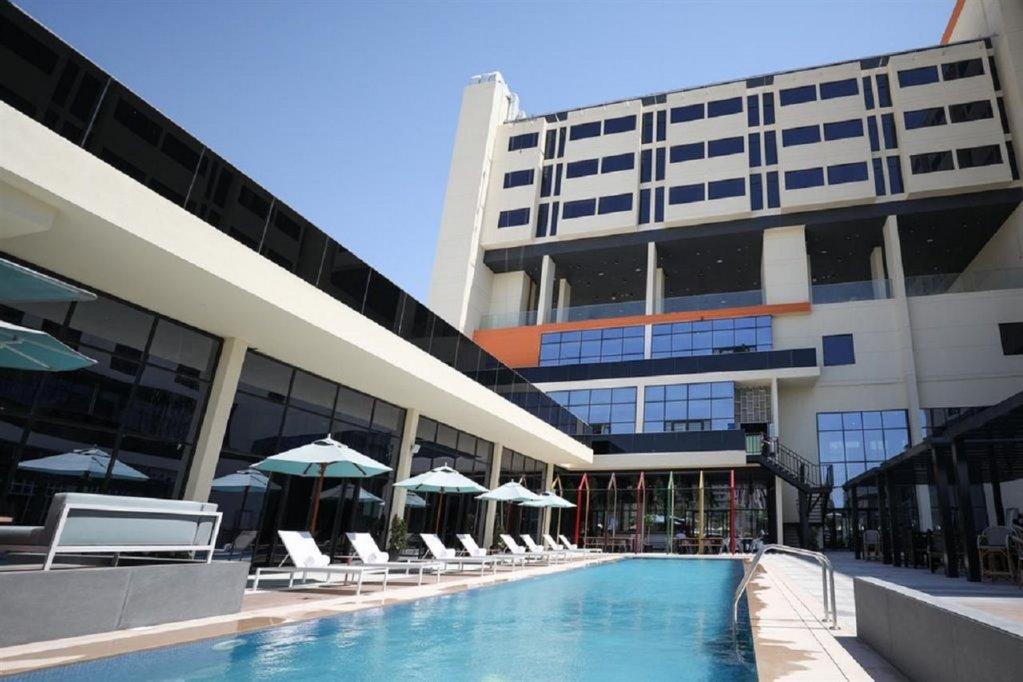 Studio One Hotel, Dubai Image 49