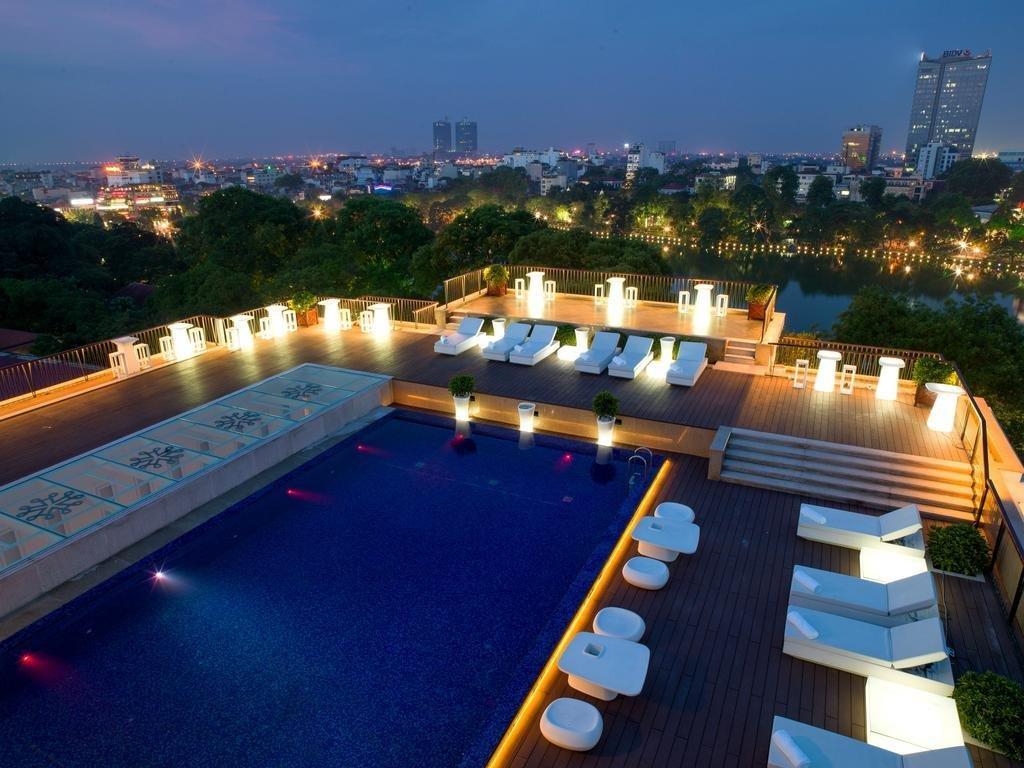 Apricot Hotel, Hanoi Image 56