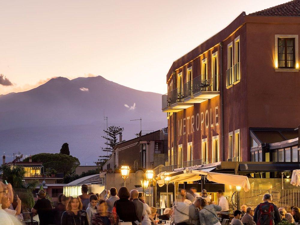 Metropole Maison D'hotes, Taormina Image 7