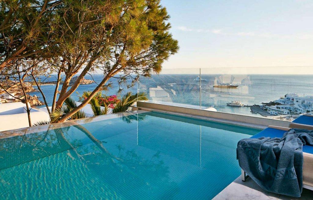 Myconian Ambassador Hotel Relais & Chateaux Image 45
