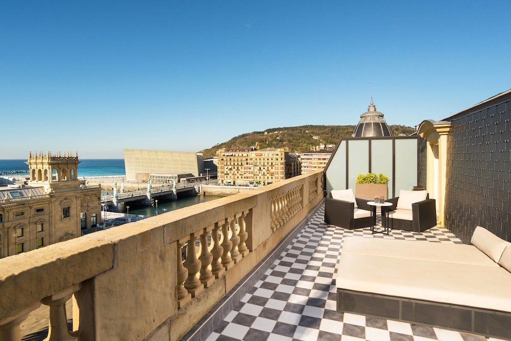 Hotel Maria Cristina, A Luxury Collection Hotel, San Sebastian Image 0