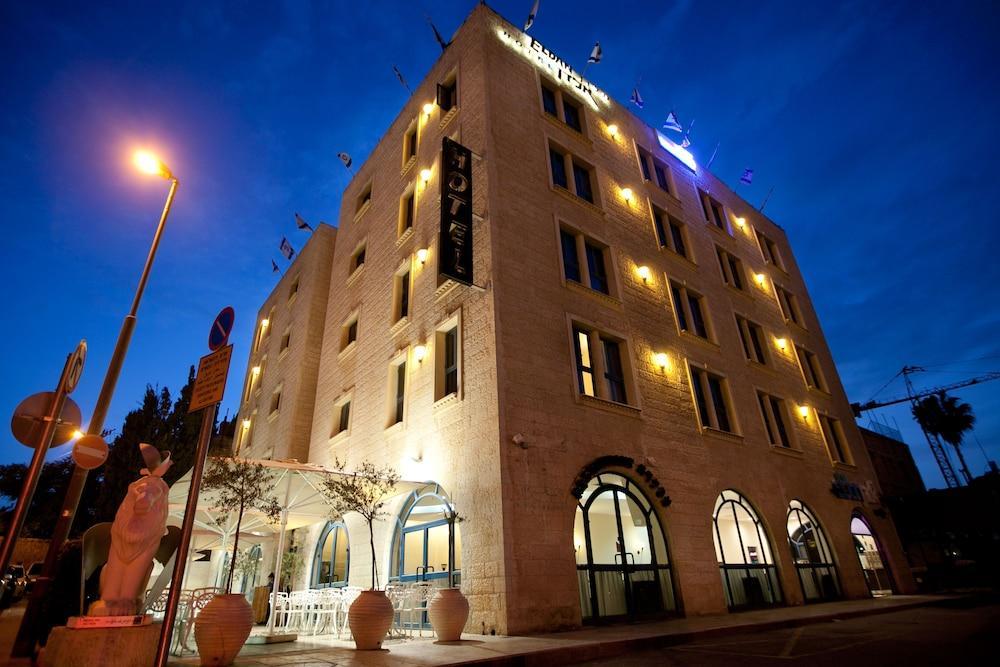 Eldan Hotel Jerusalem Image 7