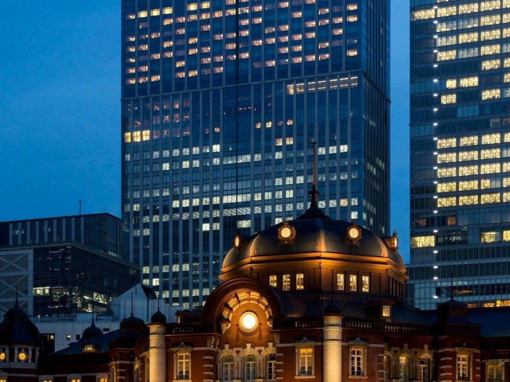 Shangri-la Hotel, Tokyo Image 6