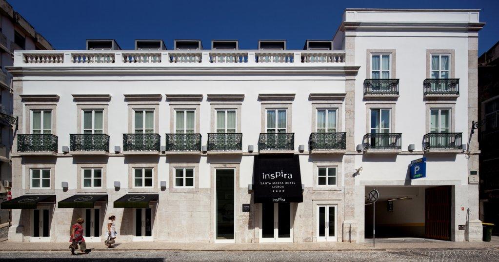 Inspira Santa Marta Hotel, Lisbon Image 14