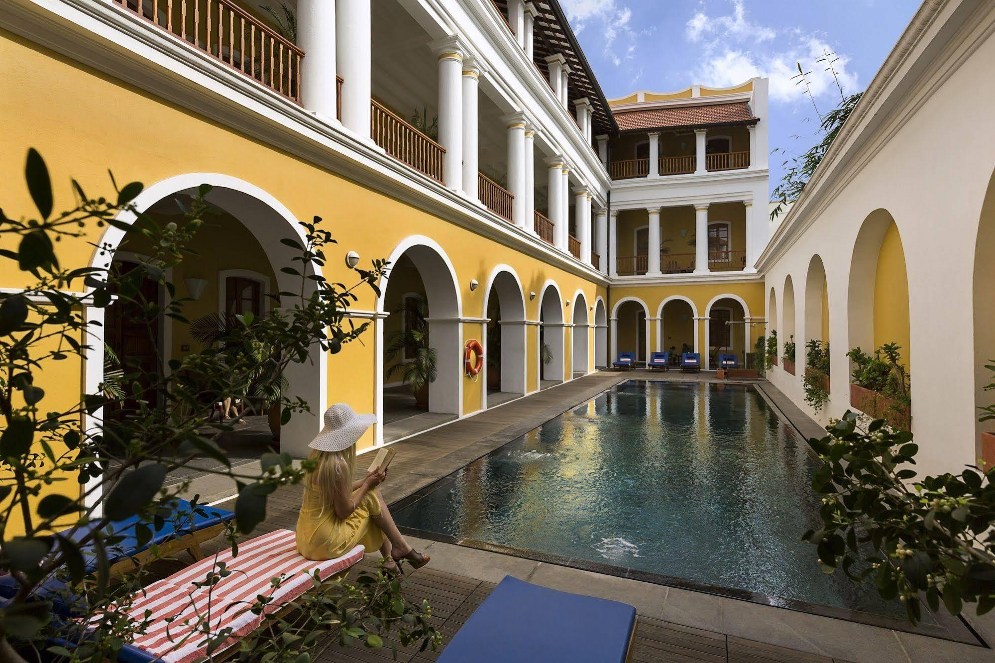 Palais De Mahe, Pondicherry Image 4