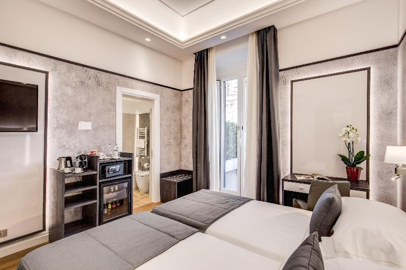 The Liberty Boutique Hotel, Rome Image 2