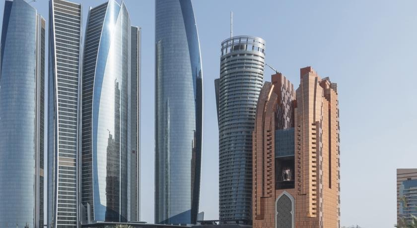 Jumeirah At Etihad Towers Hotel, Abu Dhabi Image 3
