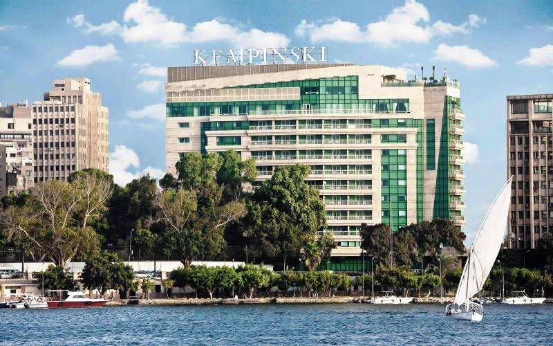 Kempinski Nile Hotel Cairo Image 31