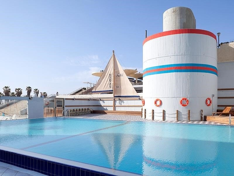 Herods Hotel Tel Aviv By The Beach Image 1