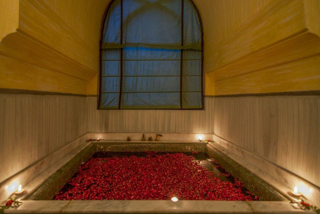 Taj Usha Kiran Palace Hotel Image 9