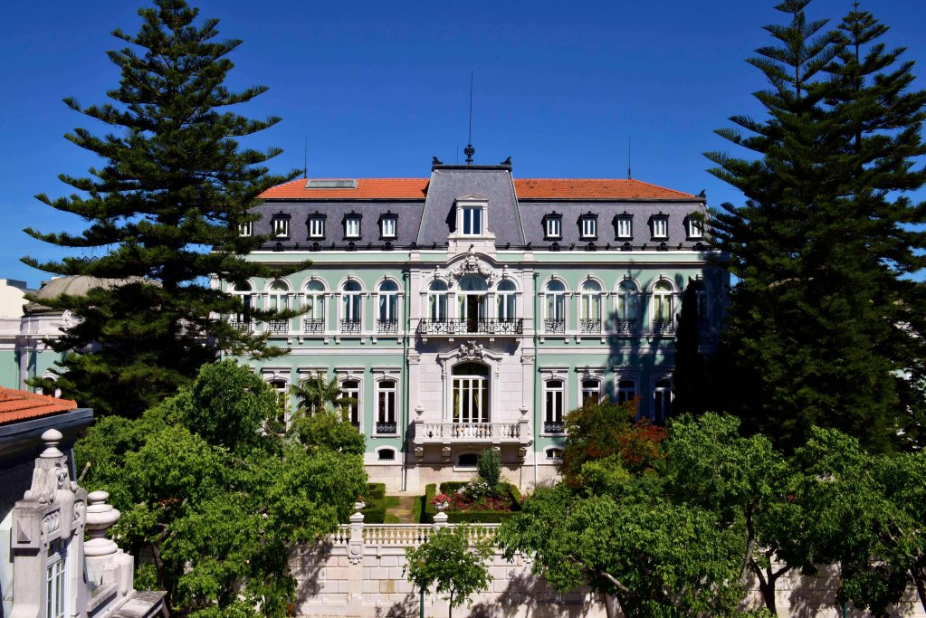Pestana Palace Lisboa - Hotel & National Monument Image 2