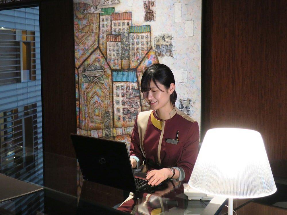 Park Hotel Tokyo Image 21