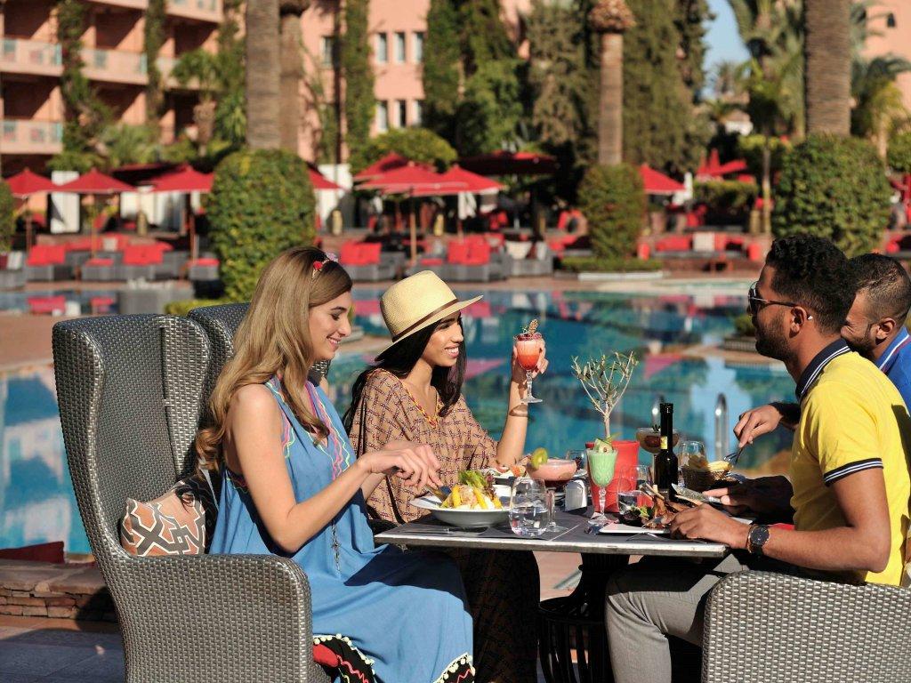 Sofitel Marrakech Lounge And Spa Image 26