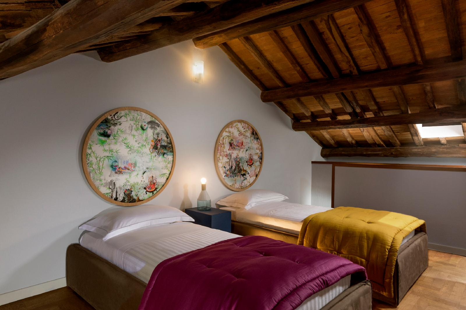 Palm Suites - Small Luxury Hotels Of The World, Rome Image 3