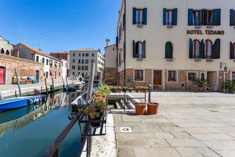 Hotel Tiziano, Venice Image 9