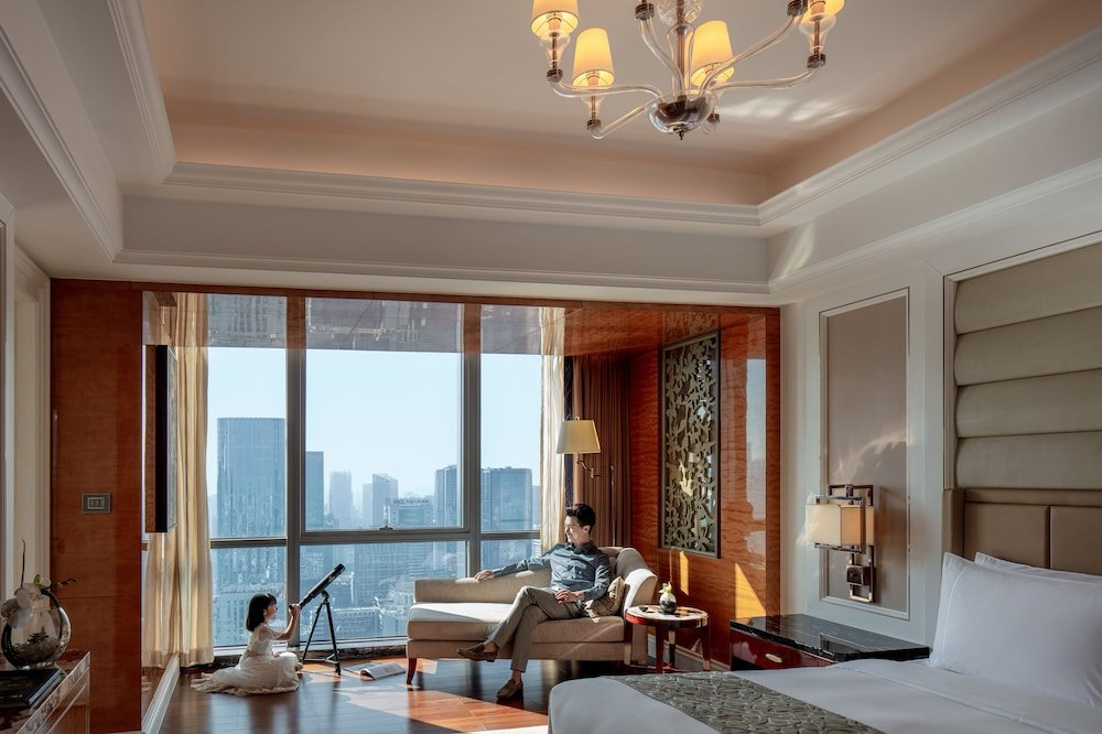 The Ritz-carlton, Chengdu Image 2
