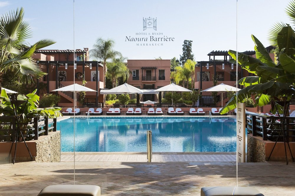 Hotel & Ryads Barrière Le Naoura Image 31