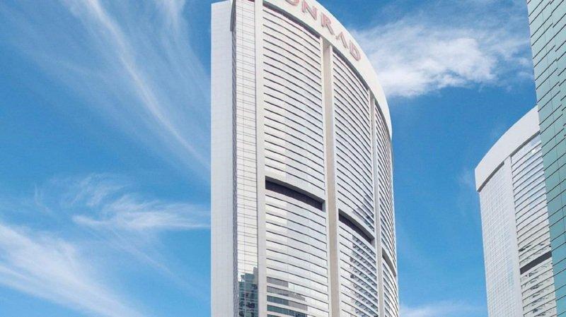 Conrad Hong Kong Image 4