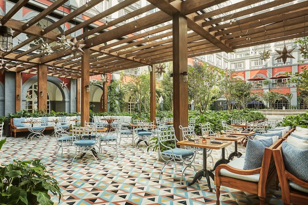 Four Seasons Hotel Mexico City Image 55